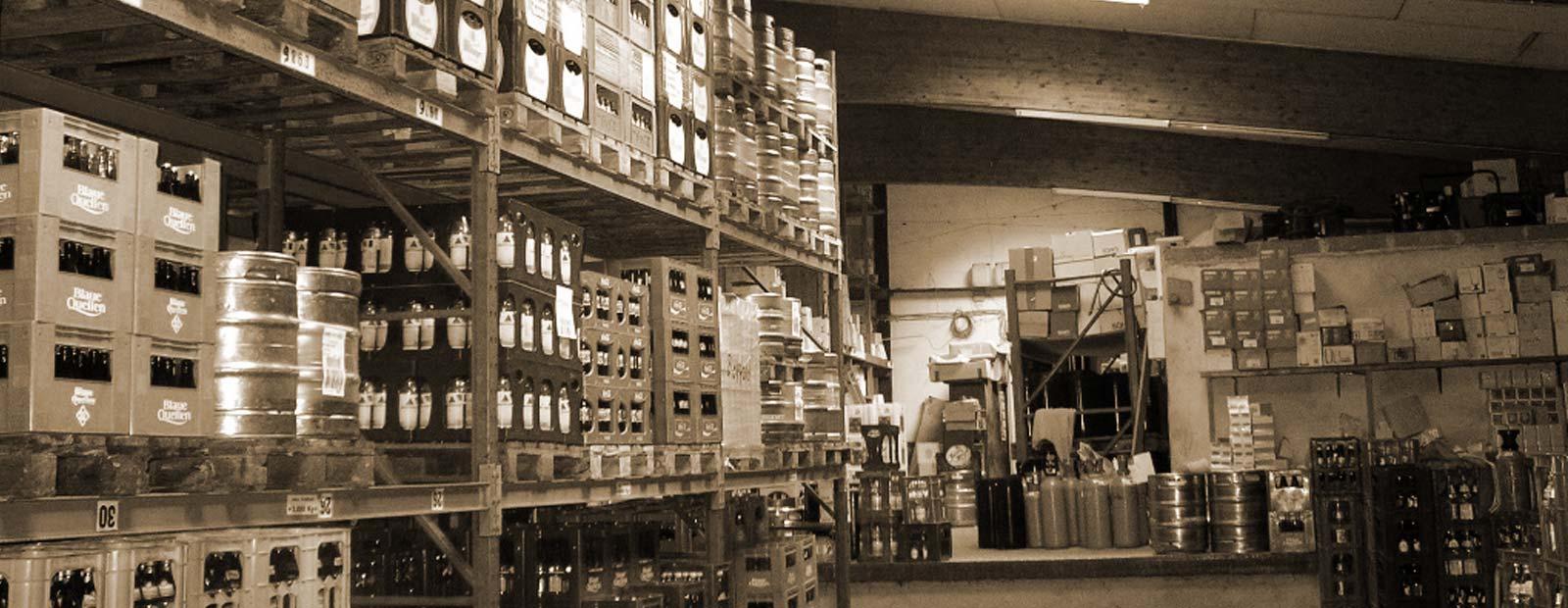 Startseite - Getränkehandel Weinand